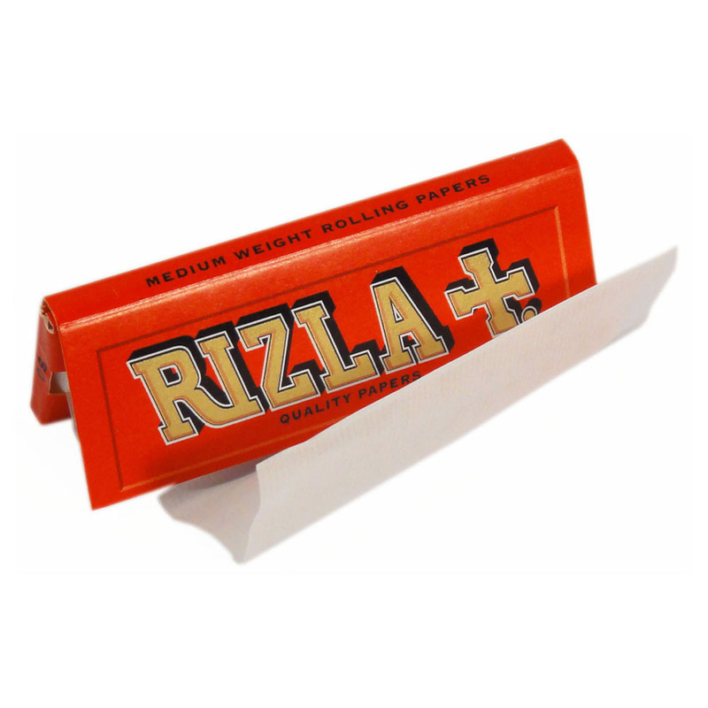 Rizla Red Square Corners Regular Cigarette  Papers.jpg